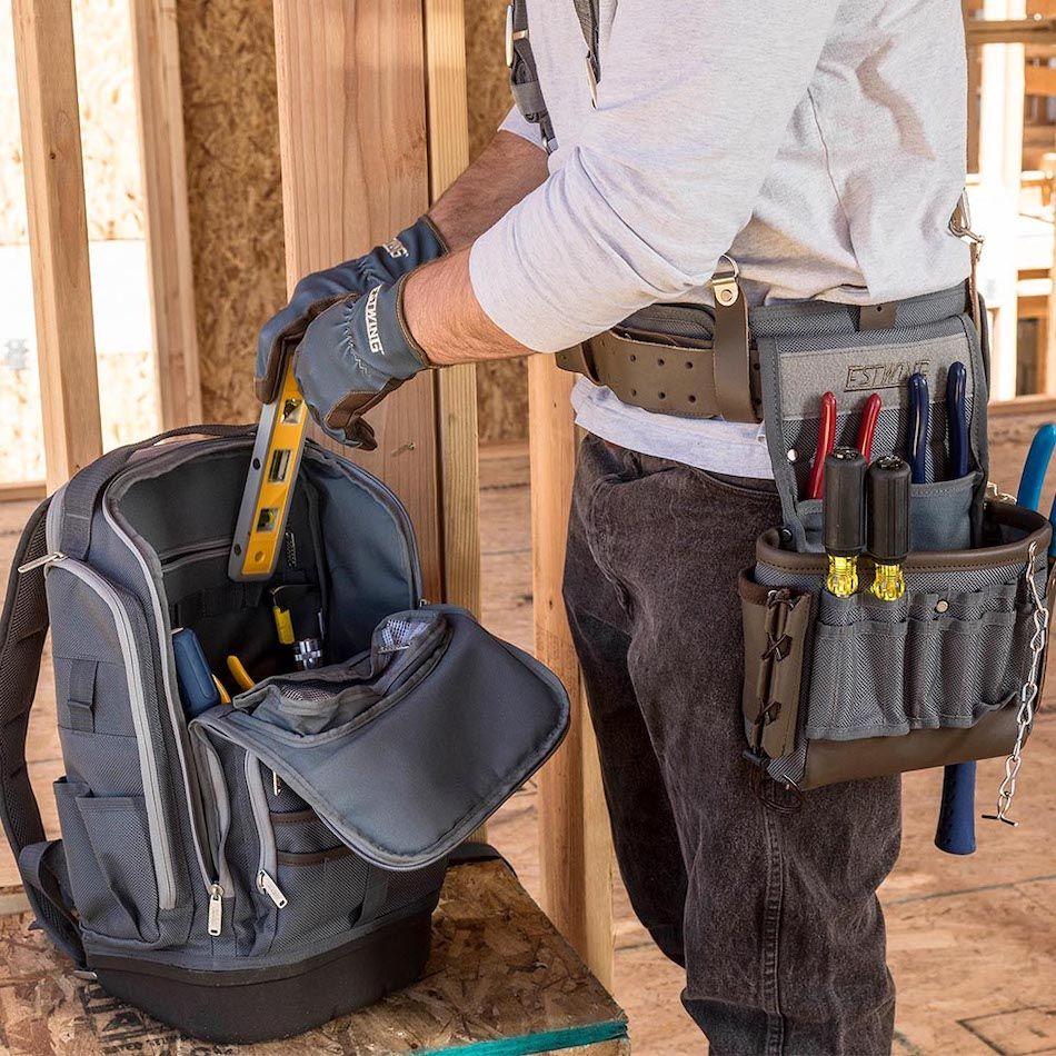 Estwing Tool Storage Backpack