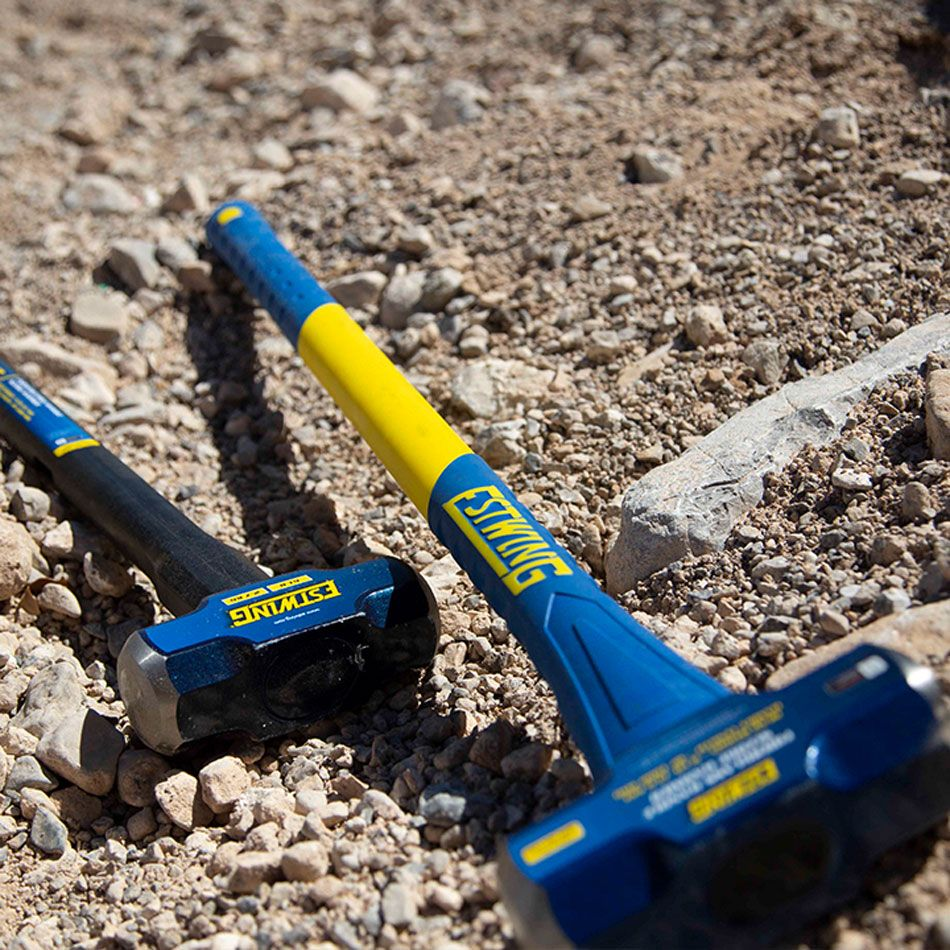 Estwing indestructible sledge hammers